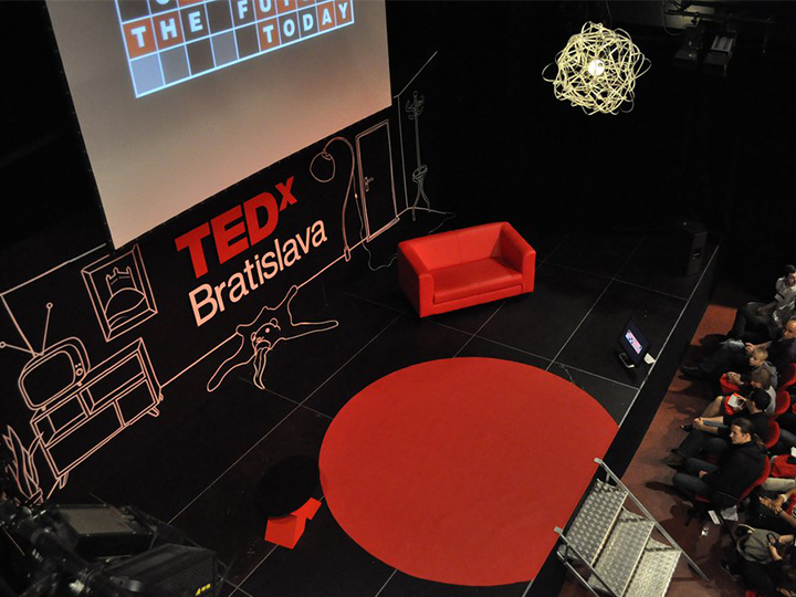 TEDx Stages